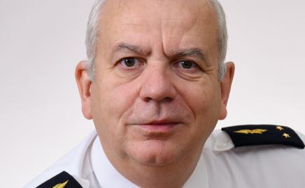 Le Général Bruno Mignot au Cercle