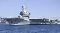 Visite de la Base Navale de Toulon et du Porte-avions Charles de Gaulle