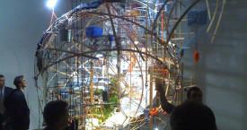 Visite de la Biennale d