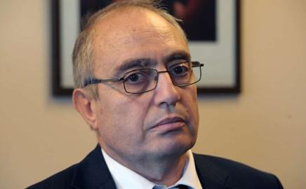 Francis Choukroun, directeur interrégional de la Police judiciaire de Lyon