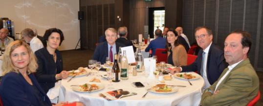 Le Cercle a reçu le 25 juin Agnès Verdier-Molinié, Présidente de l'IFRAP et Anne Coffinier