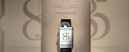 Présentation exclusive de la collection Jaeger Lecoultre