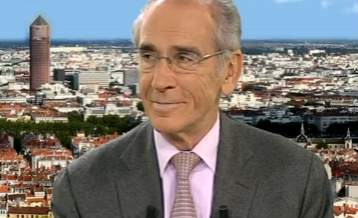François de Closets, invité du Cercle et interviewé sur TLM