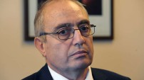 Francis Choukroun, Directeur Interrégional de la Police Judiciaire de LYON est intervenu au Cercle