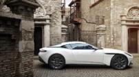 Aston Martin a reçu les membres du Cercle
