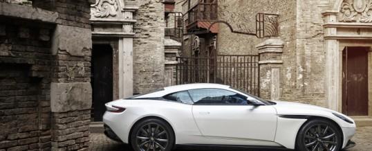Aston Martin a reçu les membres du Cercle de Lyon